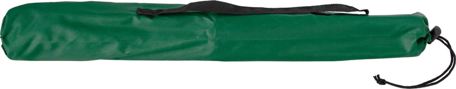 Polyester (600D) stool - Green