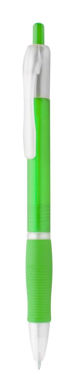 Kuličkové Pero Zonet - Limetková Zelená