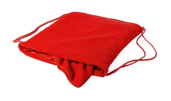 Ručník V Pytlíku Kirk - Červená