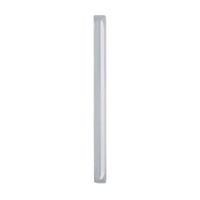 Opaska odblaskowa XL 40x3cm Xl Enrollo - srebrny
