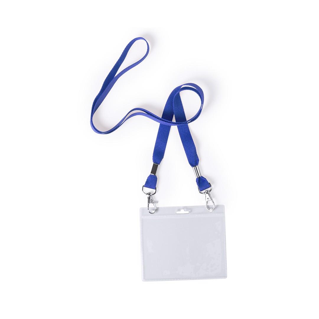 Identificador Lanyard Cail - Azul