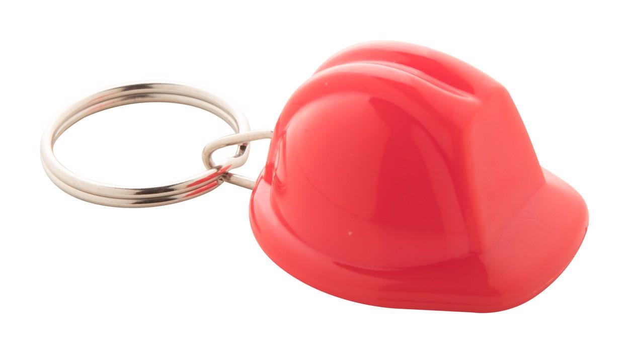 Přívěšek Na Klíče Bobby - Červená