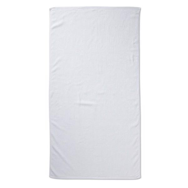 Plážové ručníky Tuva - white