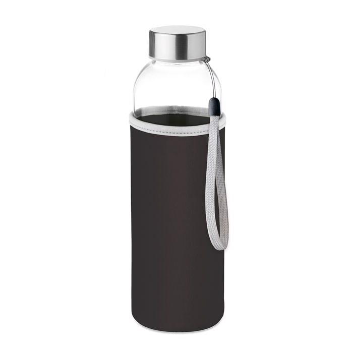 Glass bottle Utah Glass - Black