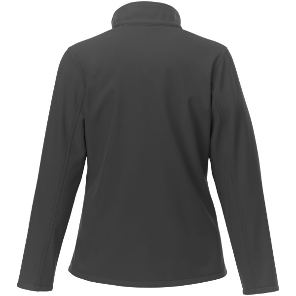 Orion women's softshell jacket - Storm Grey / S