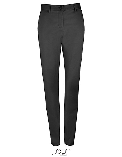 Jared Women Pants - Black / 46
