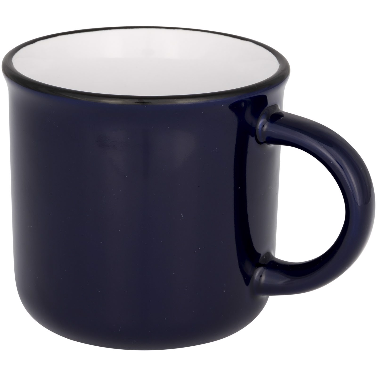 Lakeview 310 ml Keramiktasse - Blau