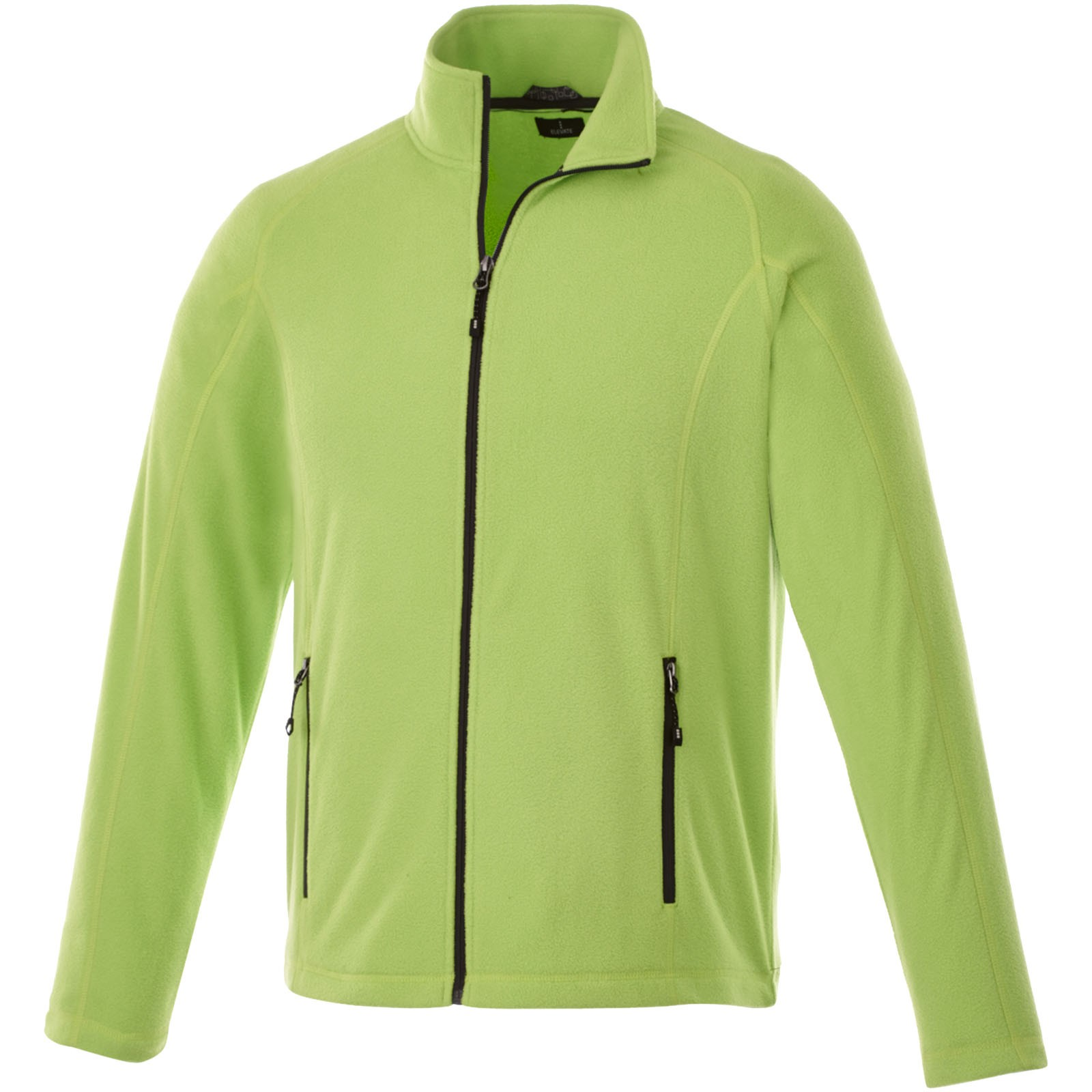Rixford polyfleece full zip - Apple Green / XXL