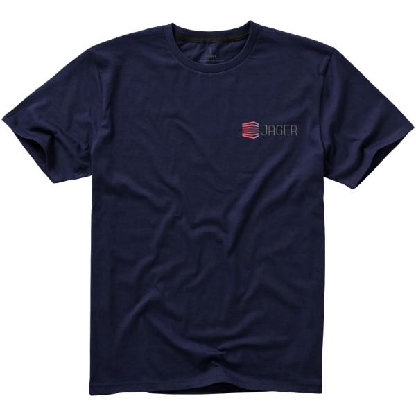 Nanaimo short sleeve men's t-shirt - Navy / M