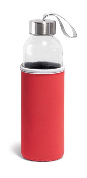 RAISE. Sports bottle 520 ml - Red