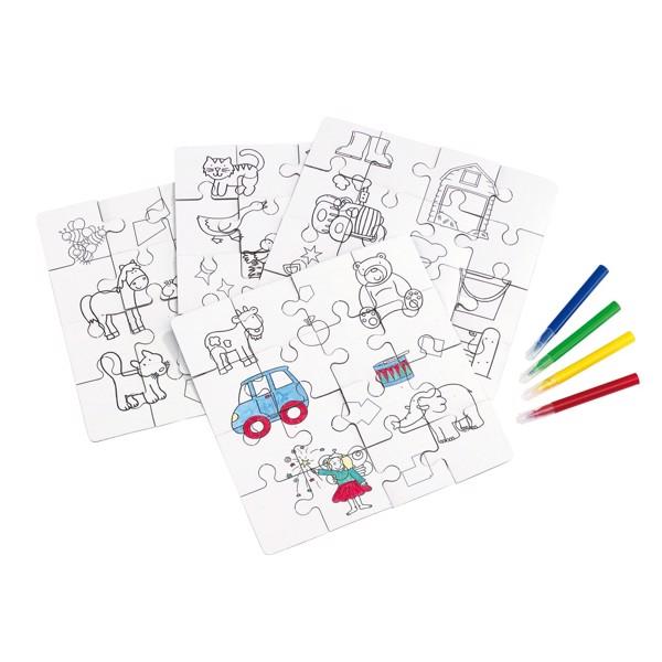 Dětské Puzzle Paint Your Picture