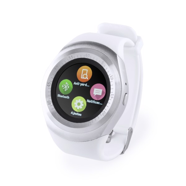 Smart Watch Bogard - White