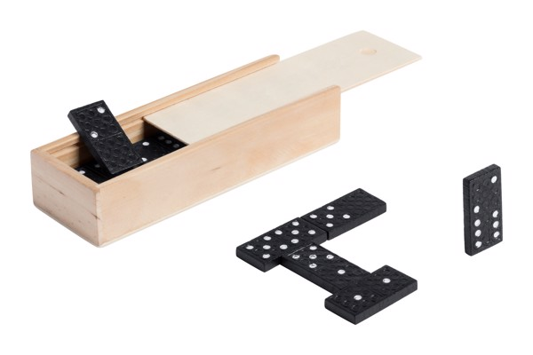 Dominoes Prakon - Black / Natural
