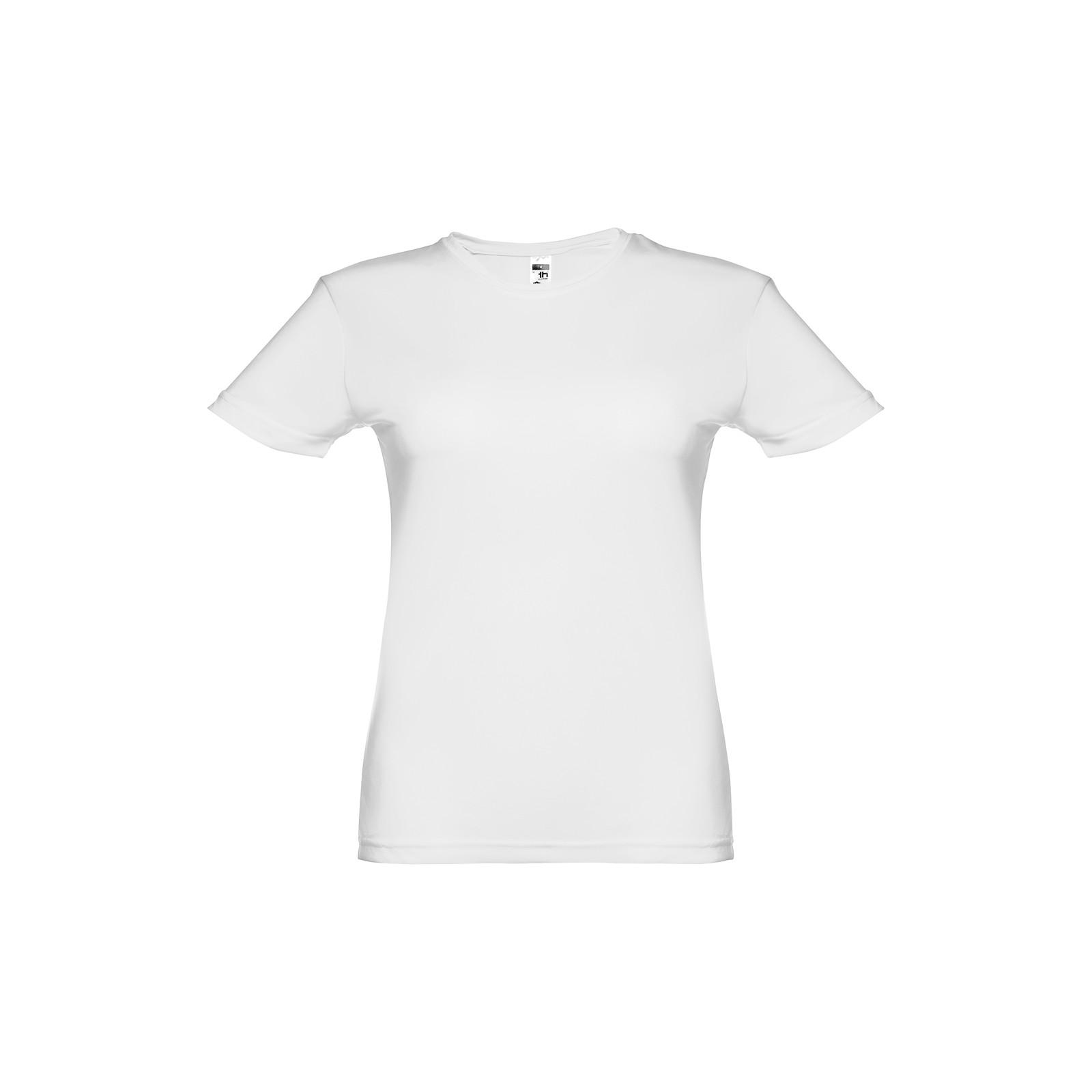 THC NICOSIA WOMEN WH. Dámské sportovní tričko - Bílá / S