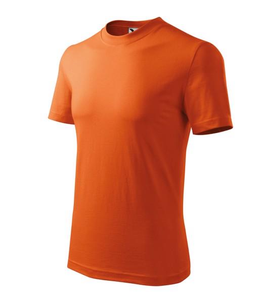 Tričko unisex Malfini Heavy - Oranžová / S