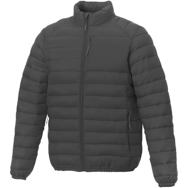 Athenas men's insulated jacket - Storm Grey / M