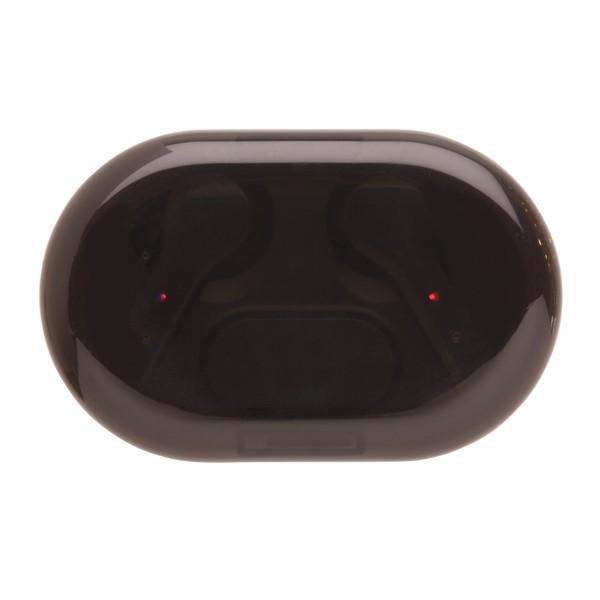 Light up TWS sluchátka v nabíjecí krabičce
