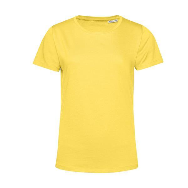 #Organic E150 Women - Yellow Fizz / L