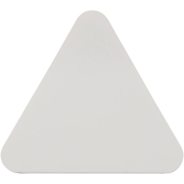 Karteczki samoprzylepne Triangle - Biały