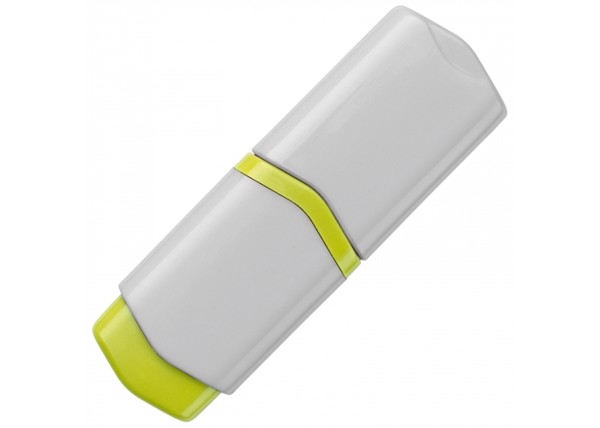Highlighter 75mm - White / Yellow