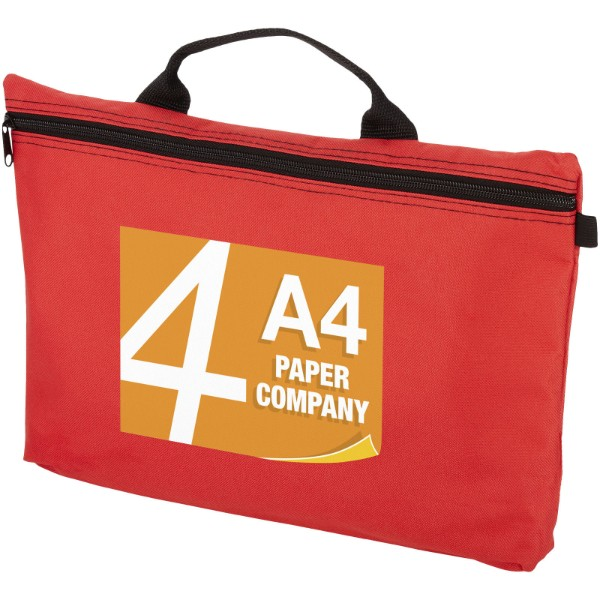 Orlando conference bag - Red