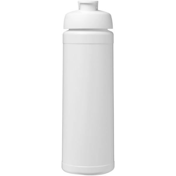 Baseline® Plus 750 ml flip lid sport bottle - White