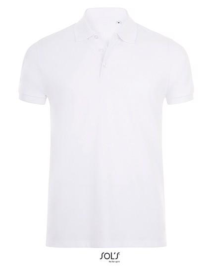 Phoenix Men Polo - White / L