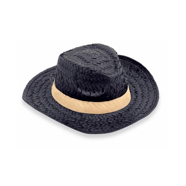 Sombrero Splash - Negro