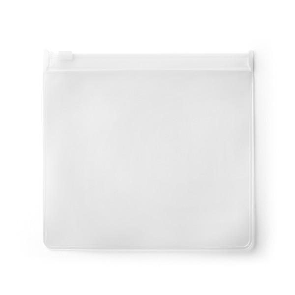 INGRID II. Bolsa para mascarillas - Blanco
