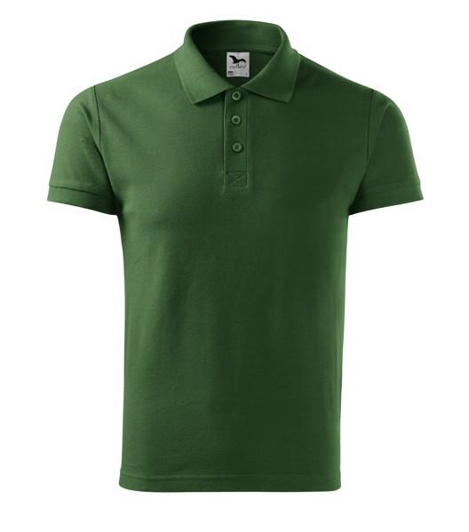 Polo Shirt Gents Malfini Cotton - Bottle Green / 2XL