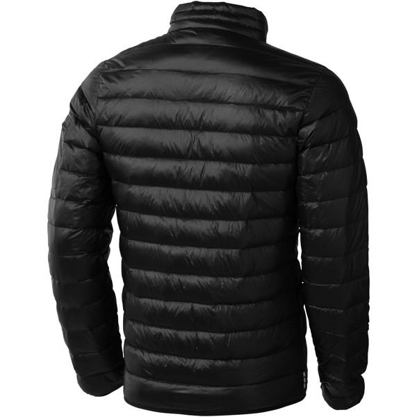 Scotia men's lightweight down jacket - Solid black / M