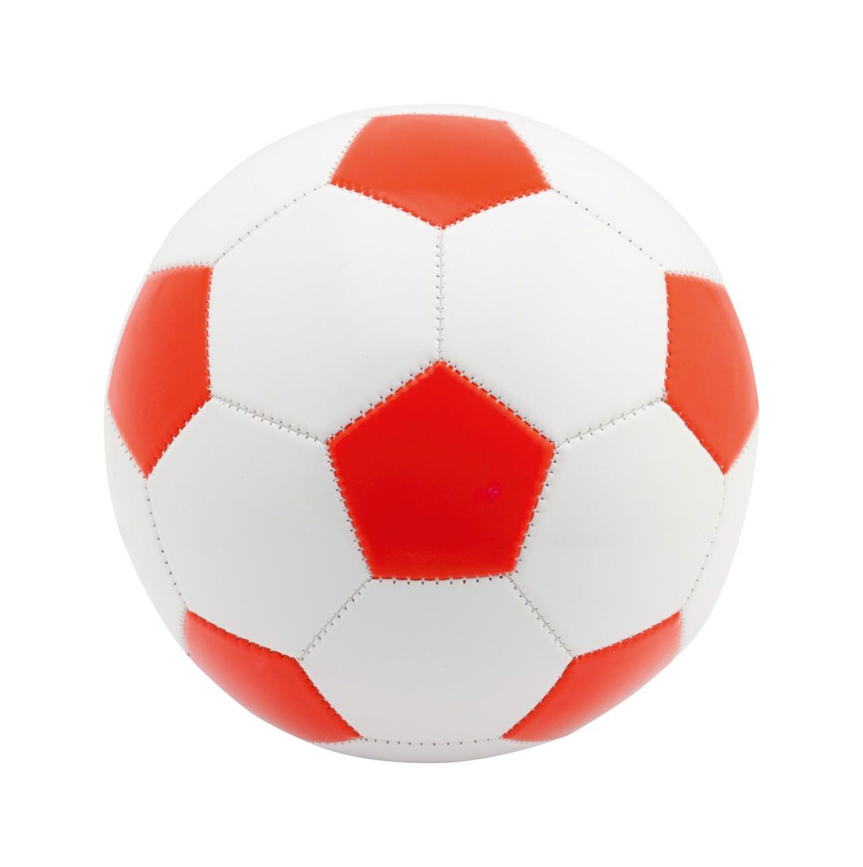 Fotbalový Míč Delko - Červená