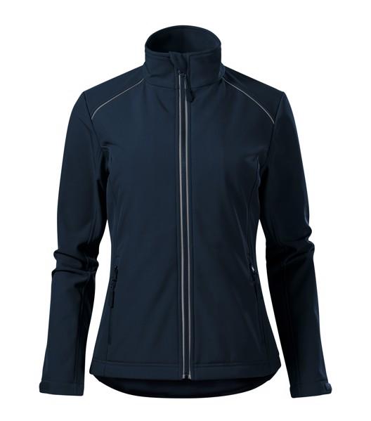 Softshellová bunda dámská Malfini Valley - Námořní Modrá / XS