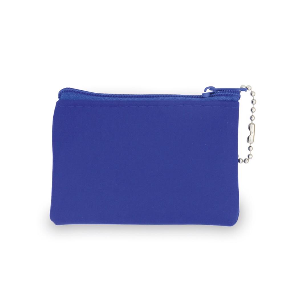 Monedero Zesh - Azul