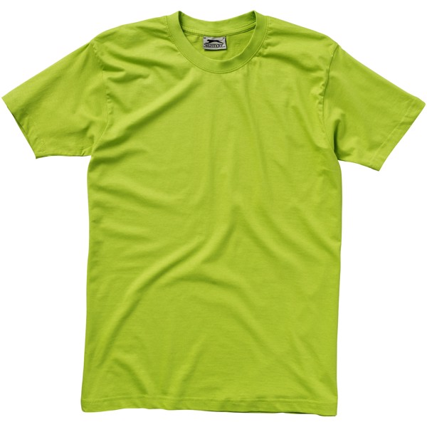 Ace short sleeve men's t-shirt - Apple green / S