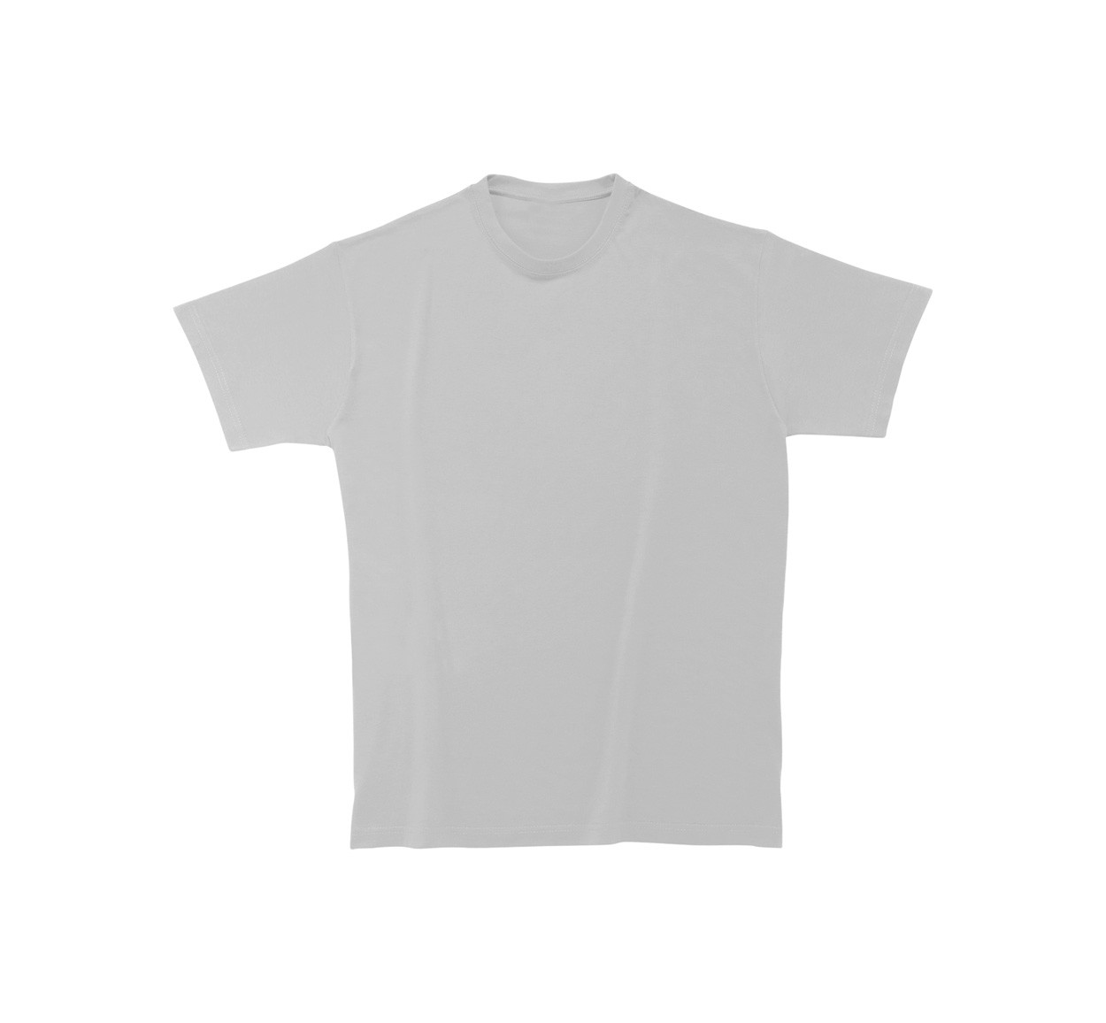 T-Shirt Heavy Cotton - White / XXL