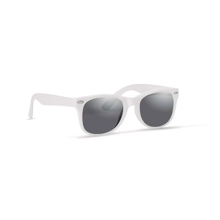 Kindersonnenbrille Babesun - weiß