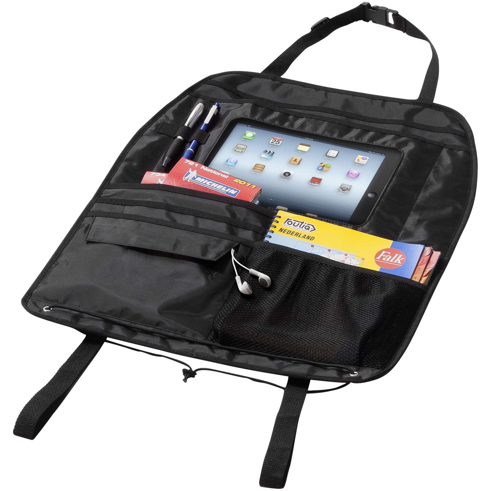 Organizér Back seat s přihrádkou pro tablet