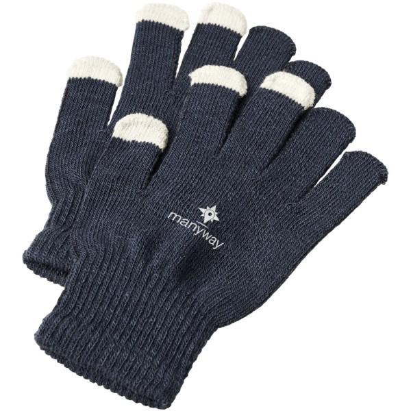 Hmatové rukavice Billy - Navy
