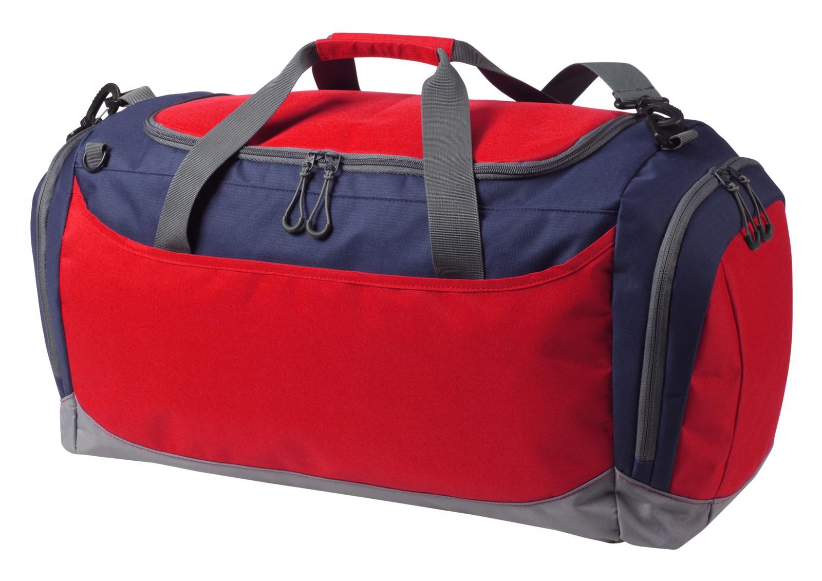 Sportovně-Cestovní Taška Joy - Červená