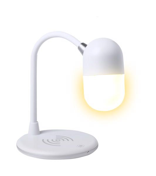 Multifunkční Stolní Lampa Lerex - Bílá