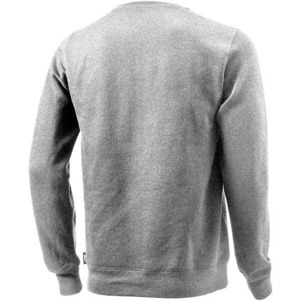 Toss crew neck sweater - Grey melange / M
