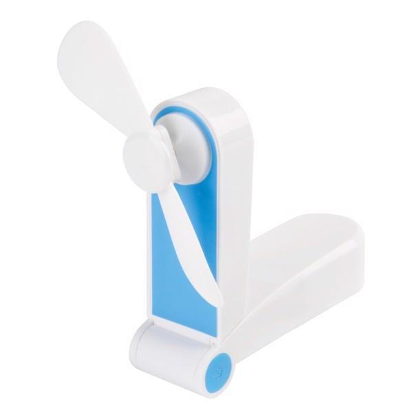 Kapesní Ventilátor Mistral / Bílá / Modrá
