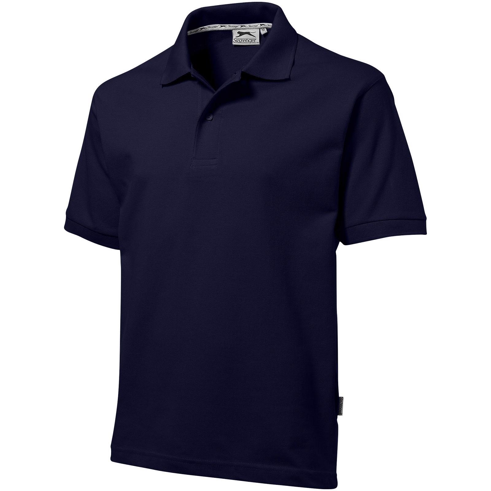 Forehand short sleeve men's polo - Navy / M