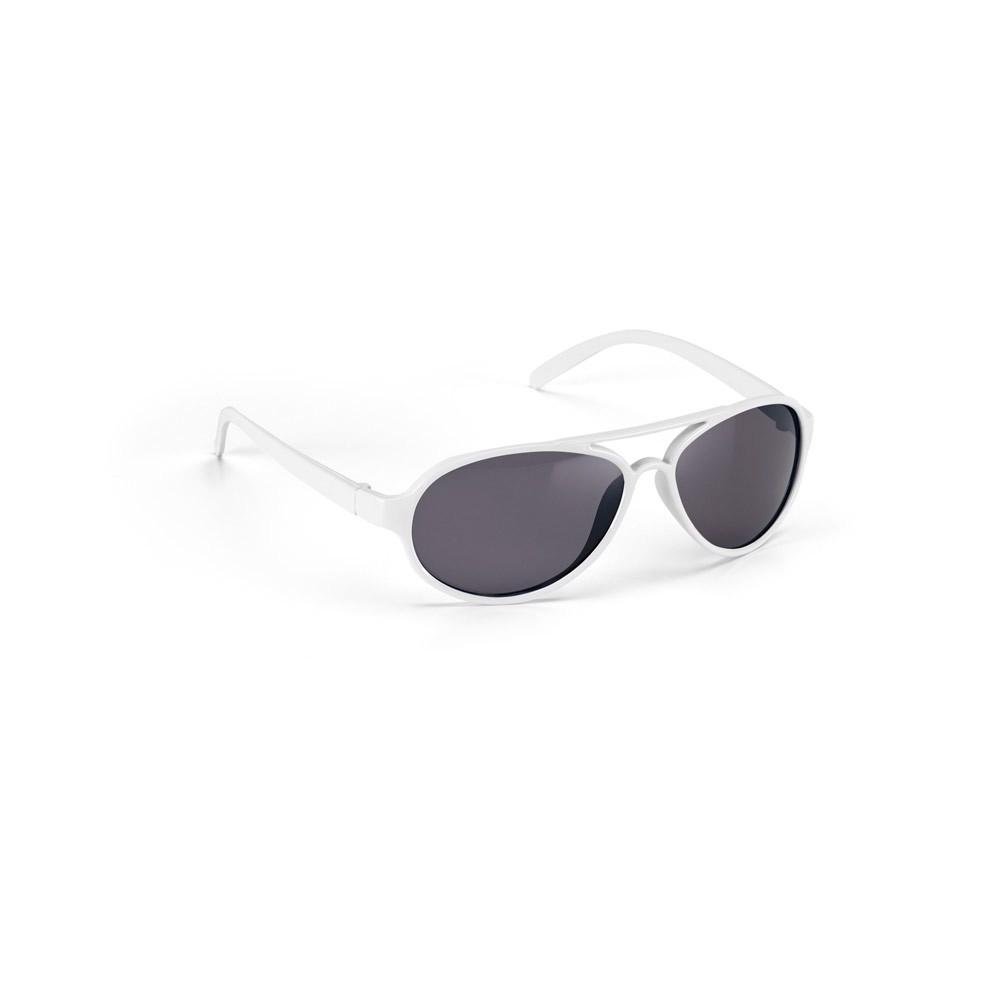 Sluneční brýle - Bílá