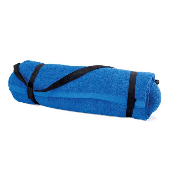 Beach towel with pillow Bolinas