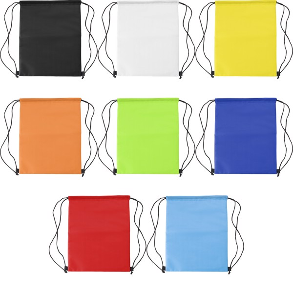 Polyester (210D) cooler bag - Yellow