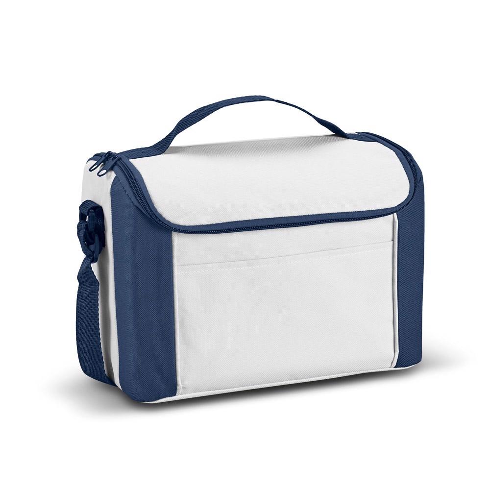 LUTON. Cooler bag in 600D - Blue