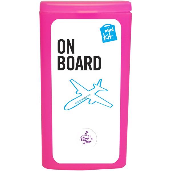 MiniKit On Board Travel Set - Magenta