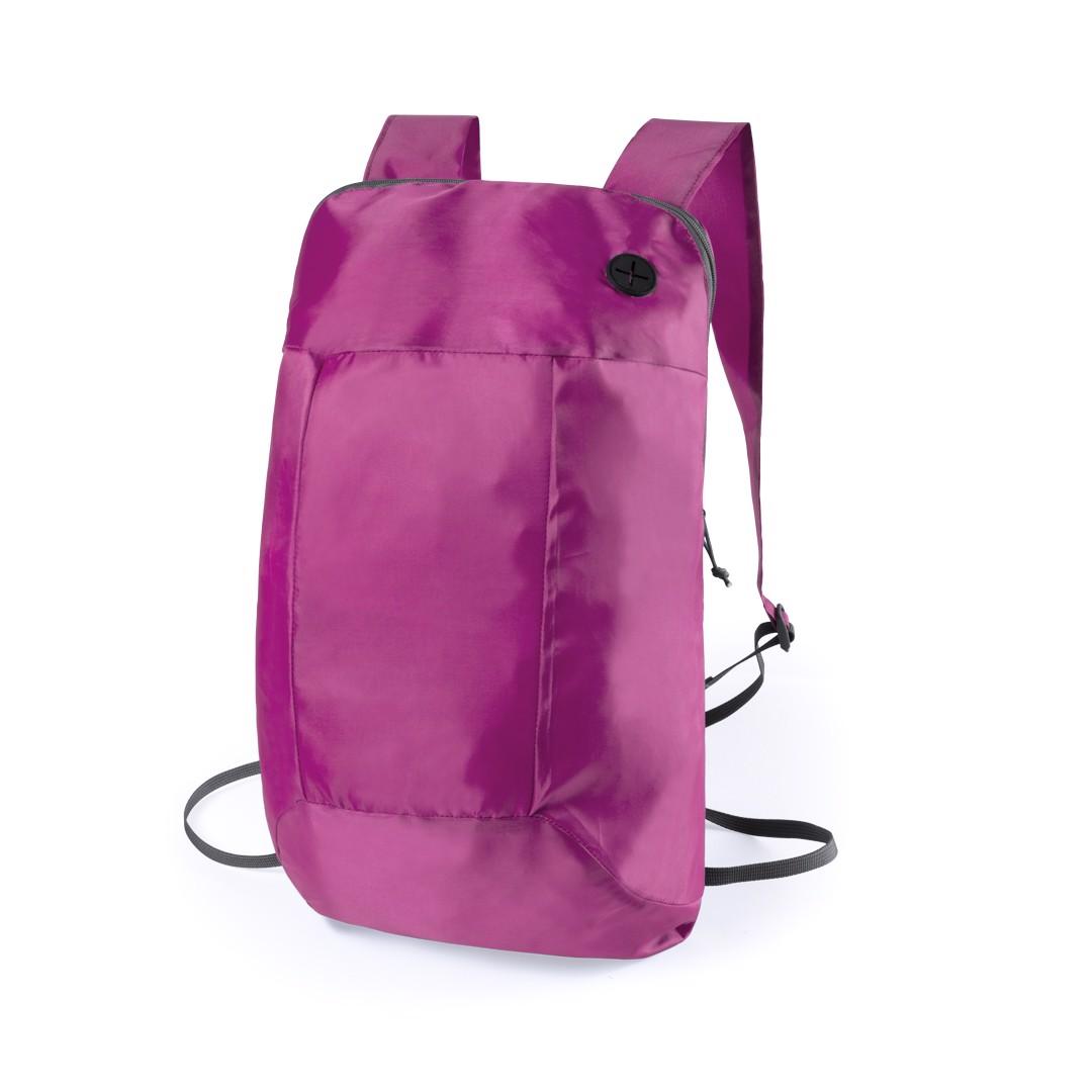 Foldable Backpack Signal - Fuchsia